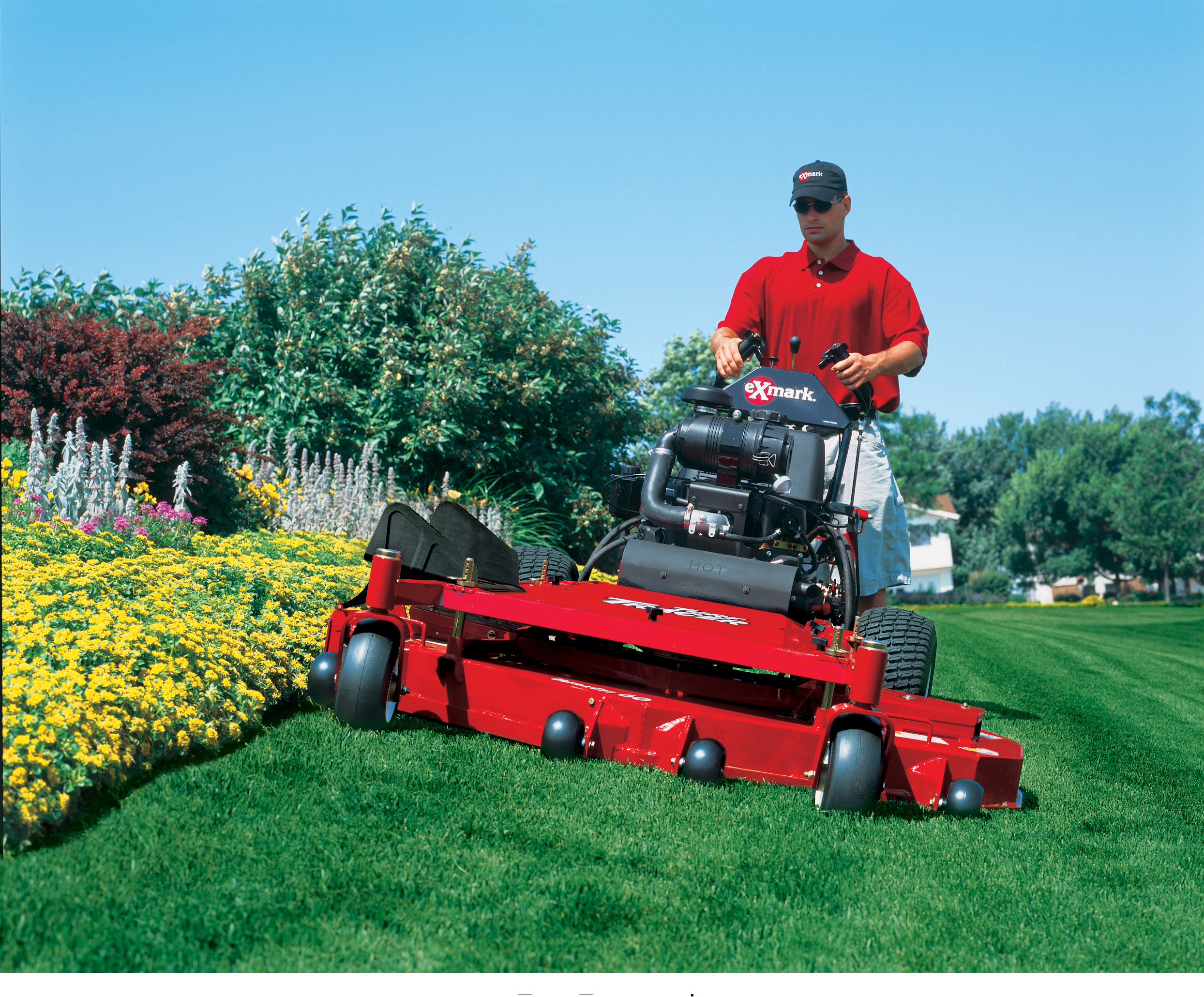 Image gallery mowing service for Lawn mower cutting grass